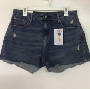 Women's Levi's denim shorts
